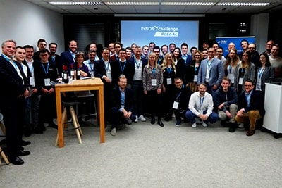 Legal Innovation Challenge_Gruppenbild